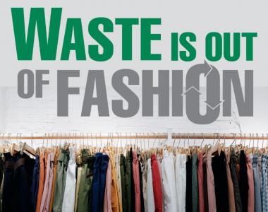 MASSPIRG launches 'Waste is Out of Fashion' campaign