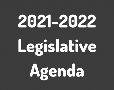 MASSPIRG's 2021-2022 Legislative Agenda